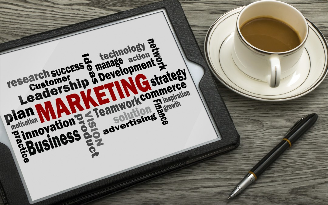 Marketing Outsourced, partially or completely.